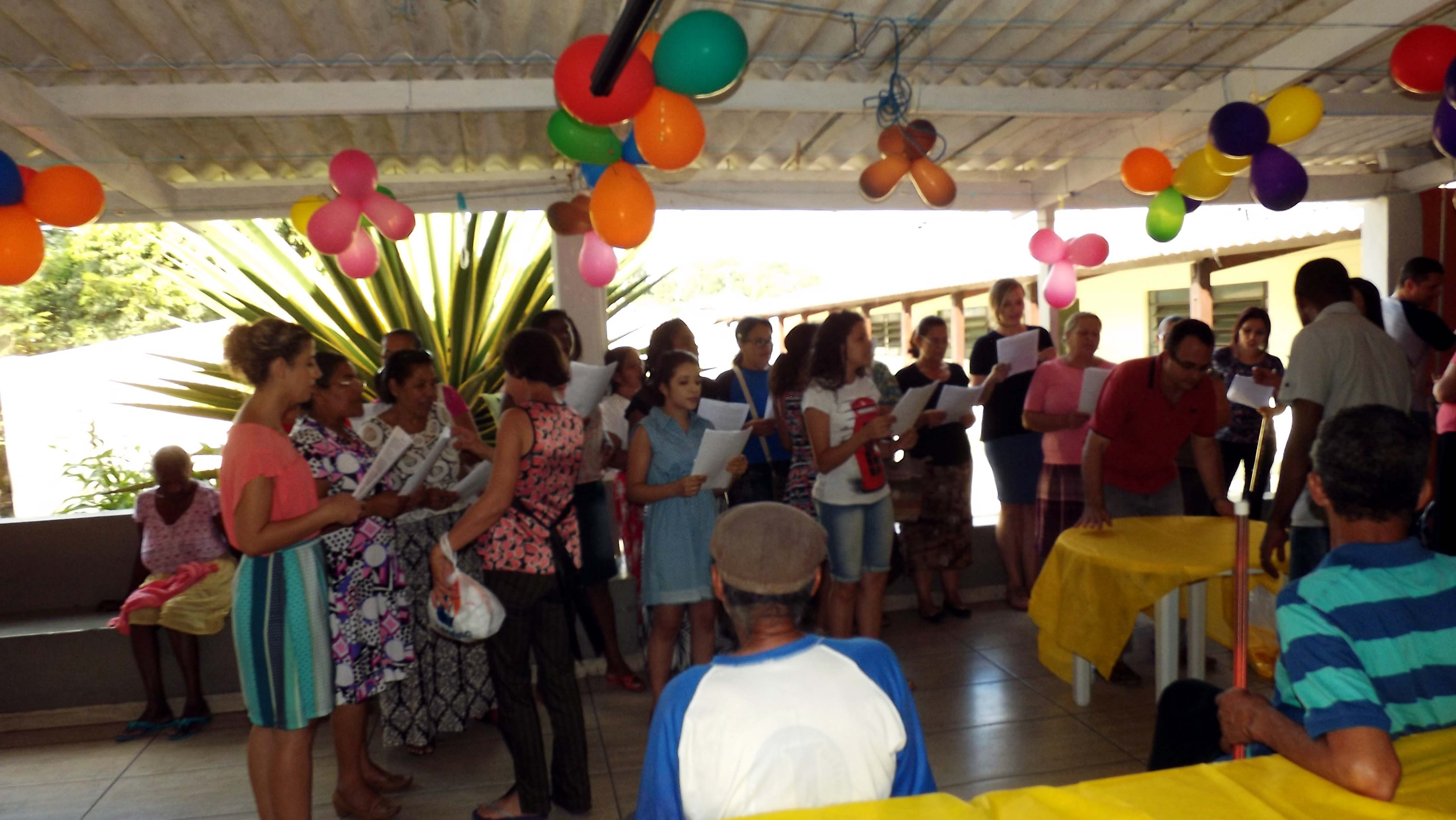 Café Grupo Jovens Ass. Deus - 23 04 16