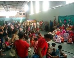 Projeto Girassol – Comunidade Jardim Zaíra
