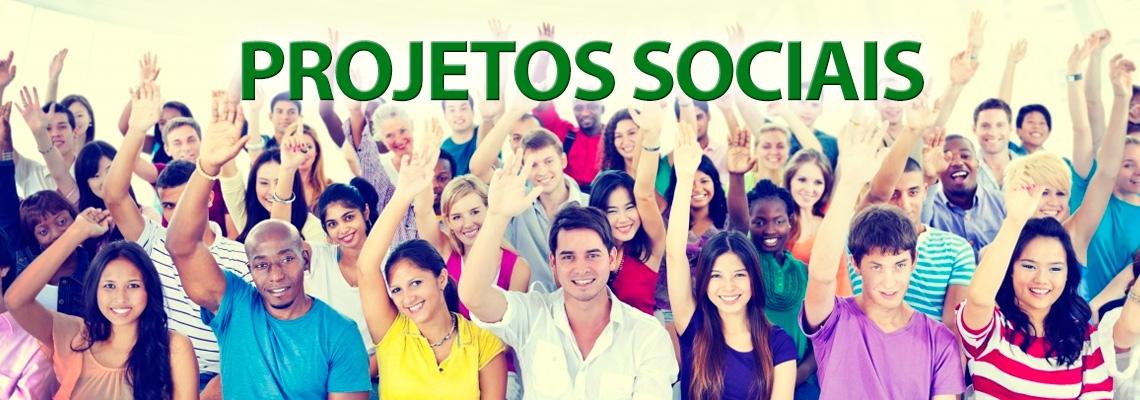 Projetos Sociais - Solidários